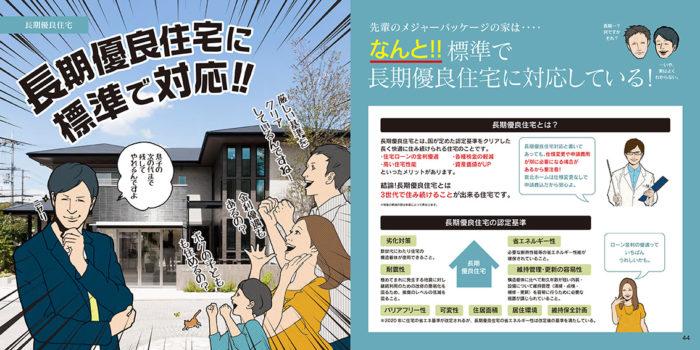 泉北ホーム株式会社パンフレット撮影 3
