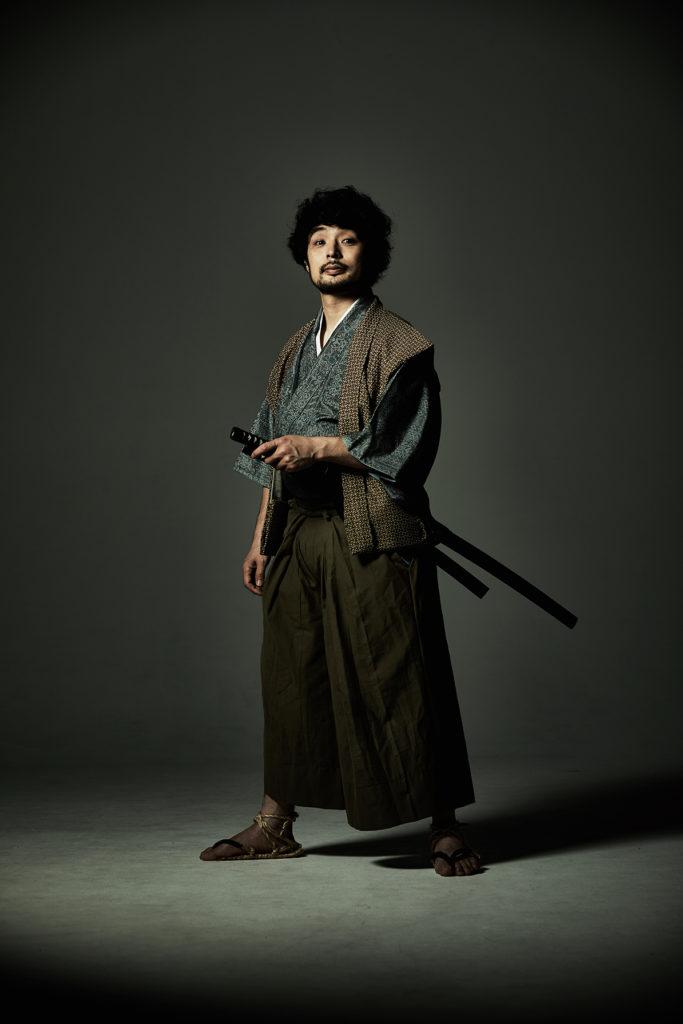 七人の侍/片山五郎兵衛 1