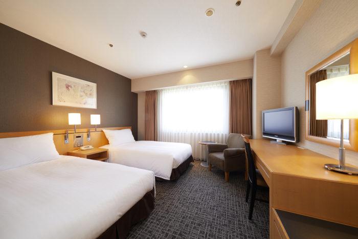 ホテルアゴーラ大阪守口 客室撮影 3