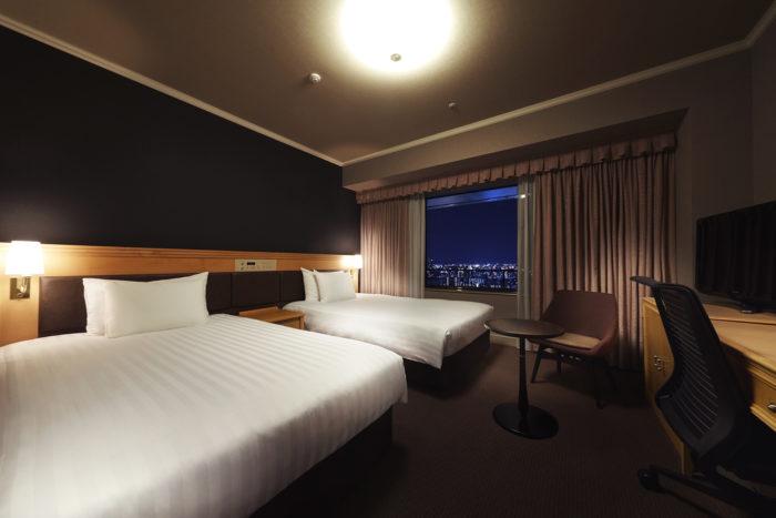 ホテルアゴーラ大阪守口 客室撮影 1